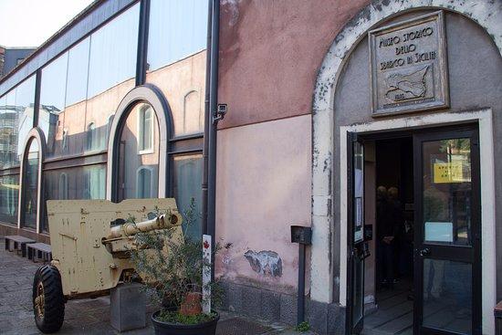 Museo Storico dello Sbarco in Sicilia 1943: Main Entrance