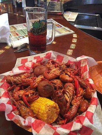 Stafford, TX: Crawfish!