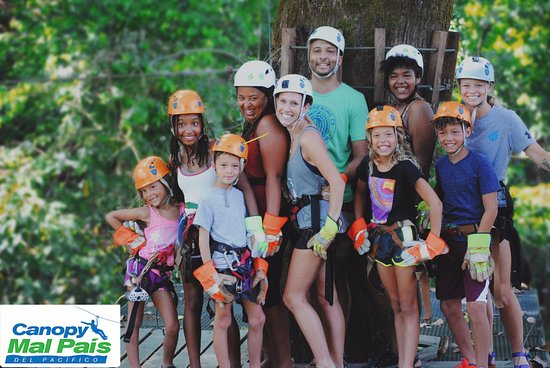 Canopy del Pacifico Mal Pais Family grup  sc 1 st  TripAdvisor & Family grup - Picture of Canopy del Pacifico Mal Pais Mal Pais ...
