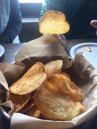 The Local Peasant : THE POTATO CHIPS!!!