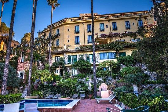 Picture of hotel villa belvedere taormina for Hotel villa taormina
