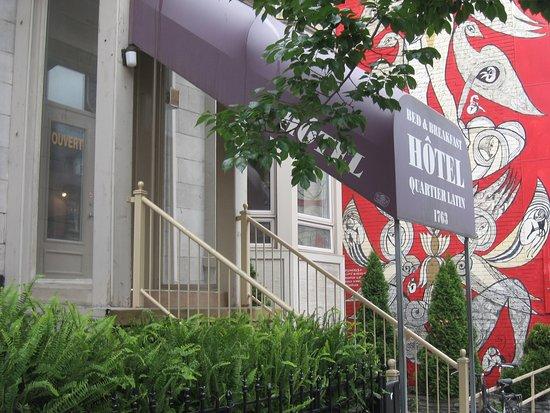 Quartier Latin Hotel: Quartier Latin - Montreal