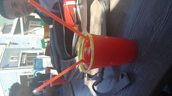 Photo of Restaurant Rita's Baja Blenders at 1313 S Harbor Blvd, Anaheim, CA 92802, United States