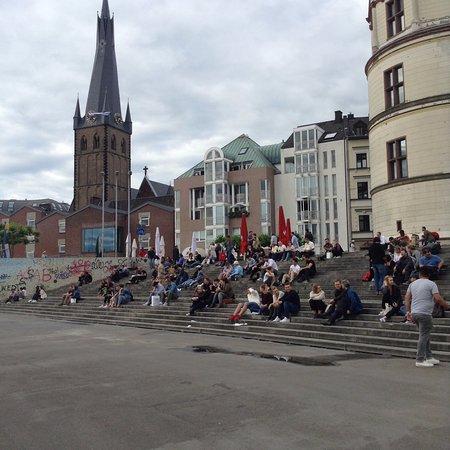 Photo of Monument / Landmark Burgplatz at Burgplatz, Düsseldorf 40213, Germany