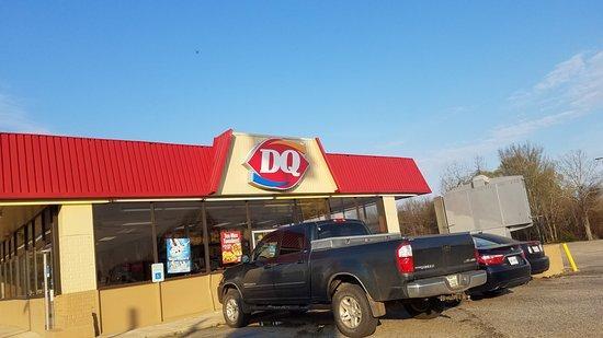 Jefferson, TX: the DQ
