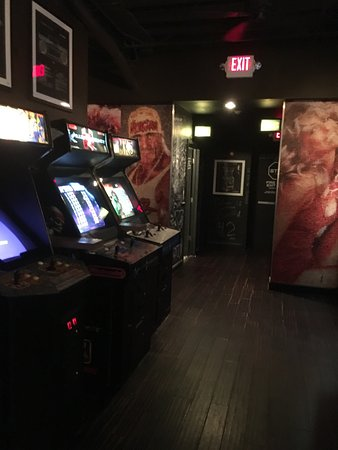 Photo of Nightclub 16-Bit Bar+Arcade at 254 South 4 Th Street, Columbus, OH 43215, United States
