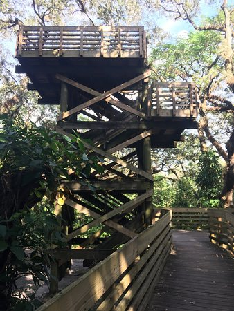 Tree Tops Park: Beautiful place