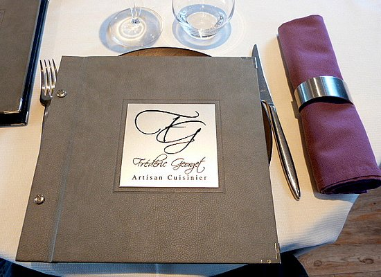 Durtal, فرنسا: menu