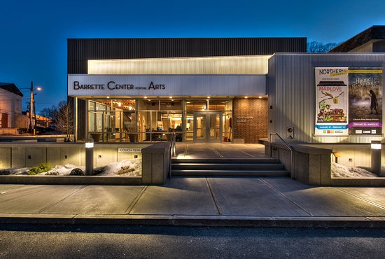 White River Junction, VT: The Barrette Center for the Arts