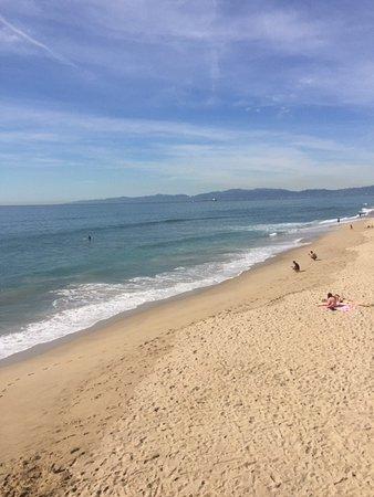 Very clean beach - Billede af Playa Del Rey Beach, Los ...