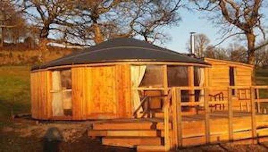 Fron Farm Yurt Retreat Llanboidy Campground Reviews
