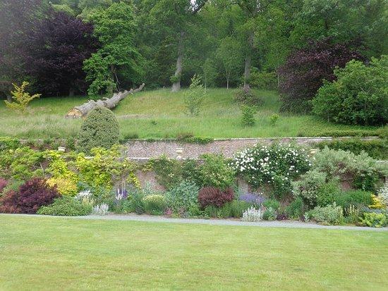 Llangedwyn, UK: The Walled Garden