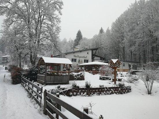 Lindberg, Tyskland: Hotel Scharnagl