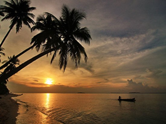 sunset beach picture of tours karimunjawa karimun jawa tripadvisor