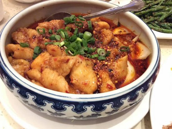 Szechuan-Küche vom feinsten - Flaming Kitchen, New York City ...