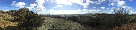 Cymau, UK : Breath taking views