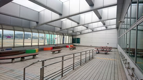 Observation Deck, Fukuoka Airport International Terminal