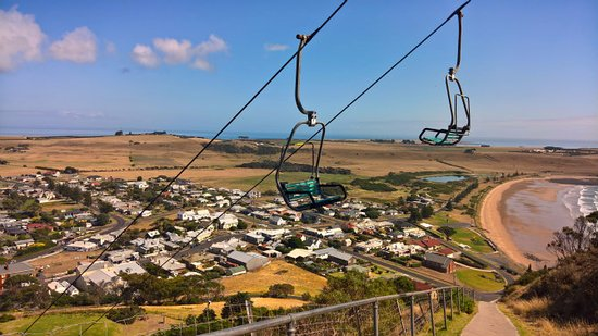The Stanley Nut Chairlift