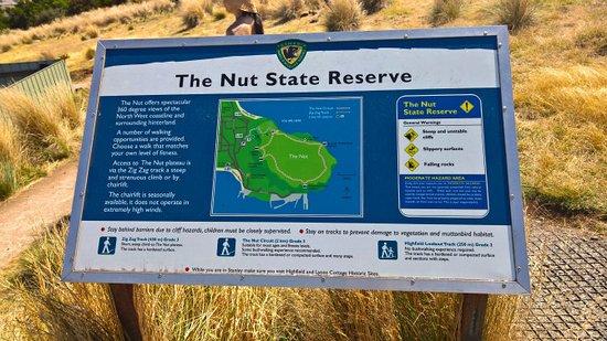 The Stanley Nut Tasmania