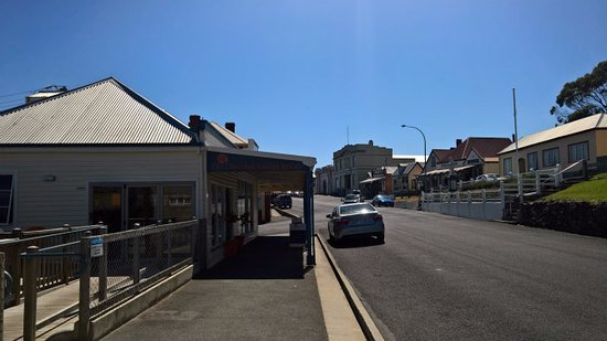 Stanley, Australia: The Chocolate Gallery & Cafe