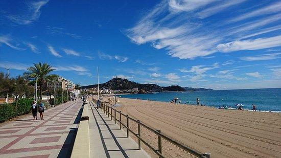 Apartamentos Europa: Beach, 5mins walk from apartments