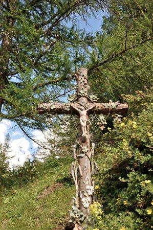 Ulrichen, Ελβετία: Ainsi soit il ...Amen .