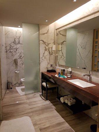 View Of The Bathroom Picture Of Jw Marriott Hotel Chandigarh Tripadvisor