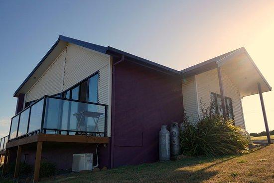 Stanley, Australia: Horizon Deluxe Apartments - Godfrey Apartment