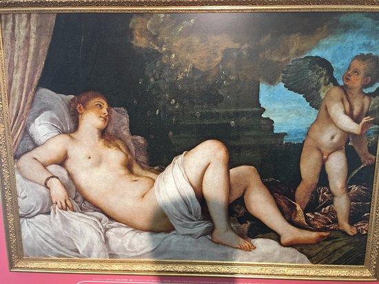Tokyo Metropolitan Art Museum: Special exposition of Titian and Venice Faction
