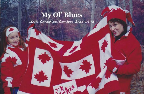 Gore Bay, Canadá: My Ol' Blues has something uniquely Canadian for every family member.