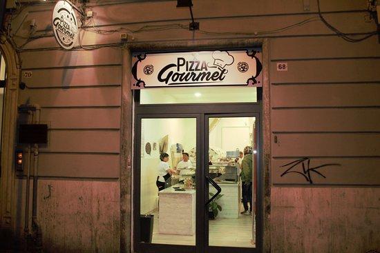 entrata Pizza Gourmet