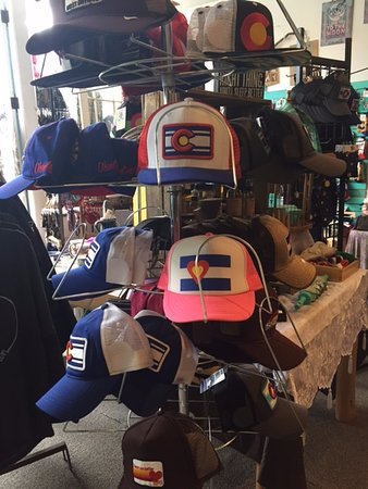 Silverton, CO: Best selection of Colorado designed and made hats!