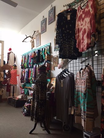 Silverton, CO: Fresh fashion finds!