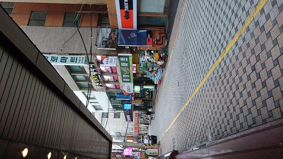 釜山旅遊酒店張圖片