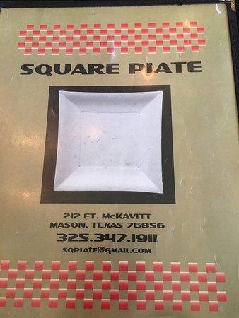 Square Plate: photo1.jpg