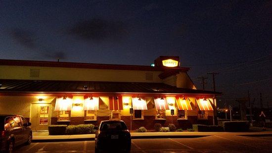 Denny's: the location