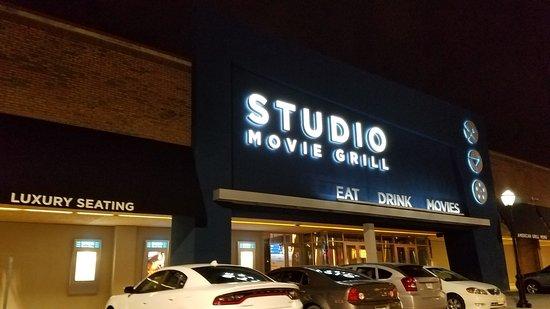 The movie grill arlington