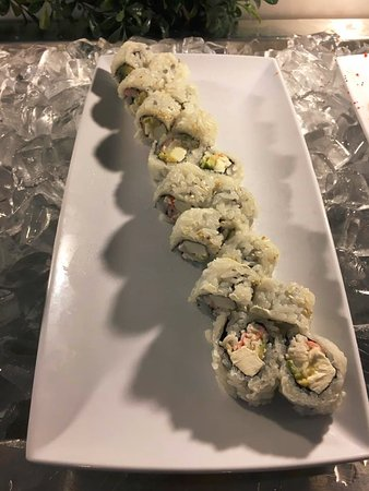 South Daytona, Floryda: Sushi
