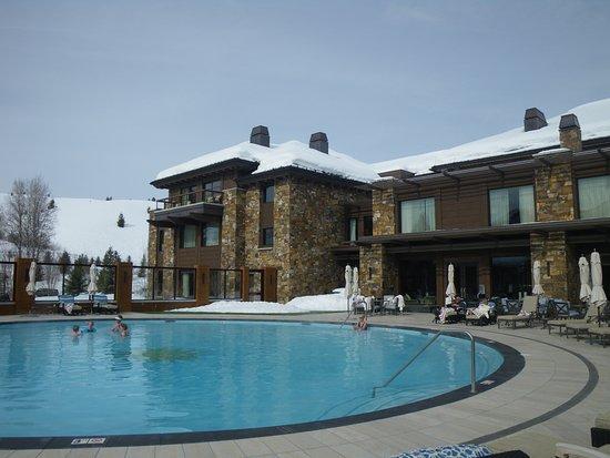 Sun Valley Lodge: poo