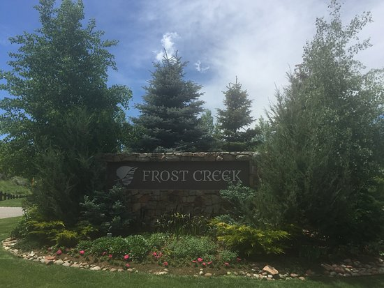 Eagle, CO: Frost Creek