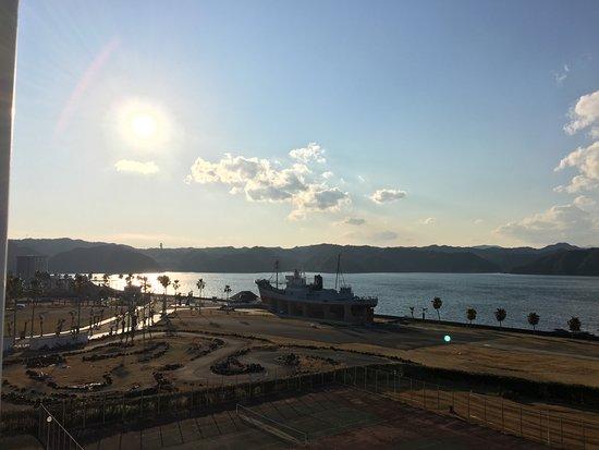 Taiji-cho, Japón: 客室からの眺望
