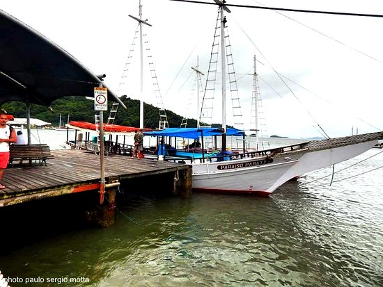 Itacurussa, RJ: Descobridor dos 7 mares.
