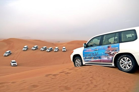 Dubai Desert Safari With BBQ, Al...