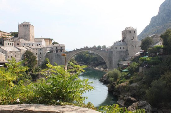 Mostar and Kravica Waterfall...