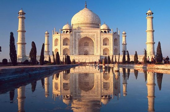 Agra to Delhi Train Tour including