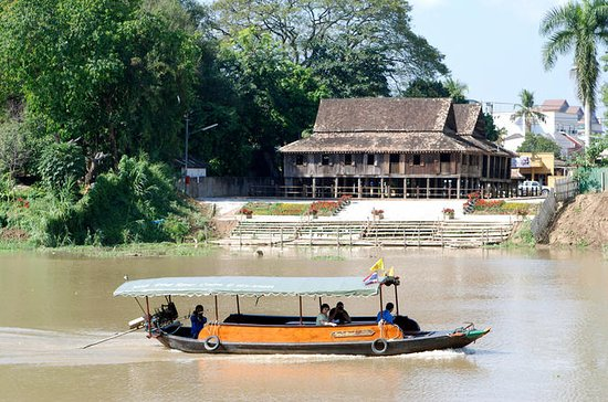 Half-Day Boat Trip on Mae Ping River...
