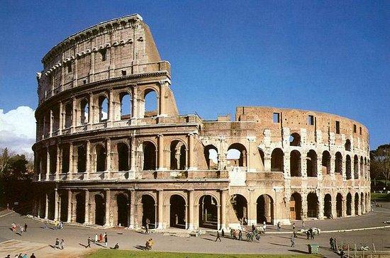 Privat rundvisning i Colosseum, Forum...