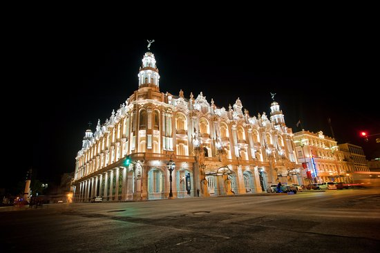 Customizing Cuba Tours: The Most Famous And Most Beautiful Theatre Of The Capital  City Is