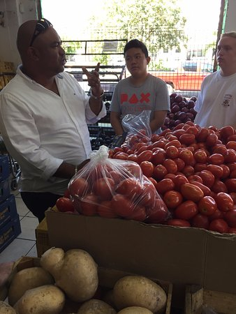Cookin' Vallarta: Picking the freshest ingredients