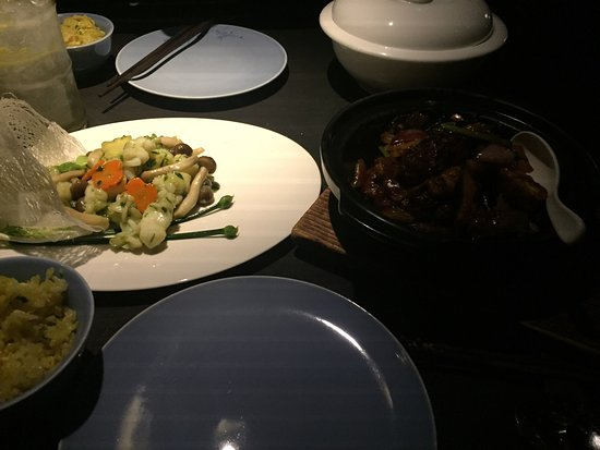 Photo of Chinese Restaurant Hakkasan San Francisco at One Kearny Street, San Francisco, CA 94108, United States